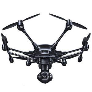WZC Drone Caméra,H480 4K Six Axes Photographie Aérienne Drones Intelligent Évitement Entourer Jouet Cadeau/Noir / 1200WÏñËØ