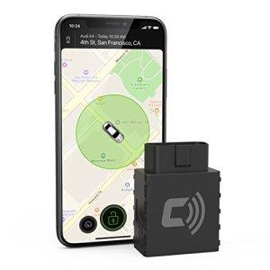 Carlock Traceur GPS et Alarme GPS – Livré avec périphérique & Application – Traquez facilement votre voiture en temps réel et soyez avertit immédiatement en cas de comportement suspect. OBD Plug & Play