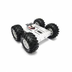 Bheema 4wd wifi cross-country Robot Kit hors route de voiture intelligente pour Arduino Raspberry Pi
