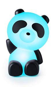 Bigben Enceinte sans Fil Lumineuse Multicolore Lumin'us Panda