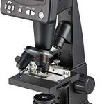 BRESSER Microscope d'enseignement LCD 8.9cm (3.5″), 50-500x, 2000 (digital)