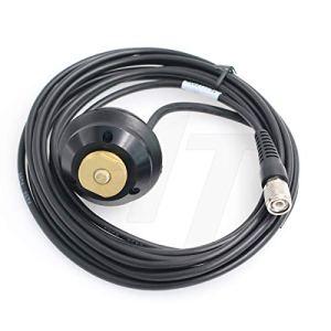 Câble d'antenne UHF GPS, connecteur TNC, Support pôle pour Trimble Topcon Leica, Station de Base Pacific Crest ADL