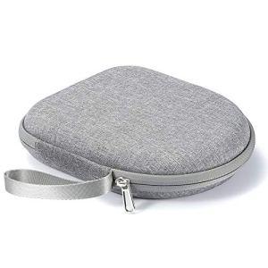 Étui Rigide pour Casque d'écoute sans Fil Bluetooth JBL T450BT / JBL T500BT Over Ear, Sac de Transport et de Protection de Voyage – Gris