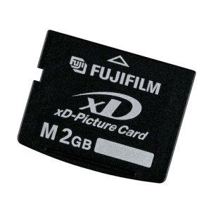 Fuji M XD Carte mémoire pour Fujifilm FinePix 2 Go