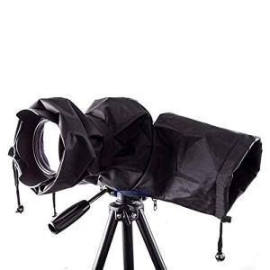 Housse de Pluie – Housse de Protection Professionnelle Pliable étanche pour Appareil Photo Canon DSLR