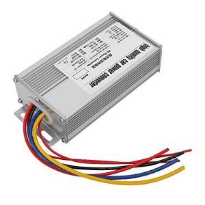 KSTE 35A 420W de Puissance de Voiture Convertisseur d'alimentation abaisseur onduleur 24 V à 12 V avec Fonction mémoire Fil