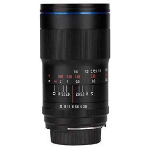 Laowa 100mm f/2.8 2X Ultra Macro APO SLR Objectif Macro Noir – Lentilles et filtres d'appareil Photo (SLR, 12/10, Objectif Macro, 0,247 m, Sony E, Cadre Entier)