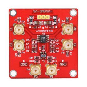 Module d'Amplificateur Dc-500M Multiplicateur de Gain de Signal Différentiel/Asymétrique, Gain de Précision à Faible Distorsion, Gain Différentiel