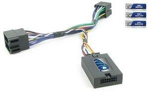 NIQ Sony ACV Electronic Adaptateur de télécommande au Volant Peugeot 206/307/406/607/807/Partner