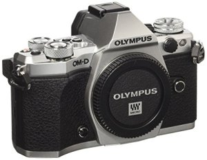 Olympus E-M5 Mark II Appareil photo hybride Ecran LCD 3″ (7,62 cm) 16,1 Mpix Argent