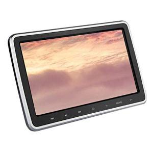 SADA72 Lecteur DVD Portable pour appuie-tête de Voiture avec écran LCD 10,1″