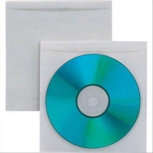 SEI Rota 679315Diskit Pochettes autocollantes pour CD.
