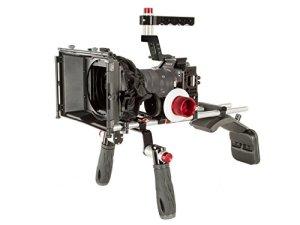 Shape Alp smkit Bundle composé Cage, épaule, Follow Focus et Matte Box pour Appareil Photo Sony A7S II/a7R II/A7II