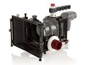 Shape xc10kit Bundle avec Dispositif de Cage, Matte Box et Follow Focus (netteté recouvrement) pour Canon xc10Appareil Photo Reflex numérique