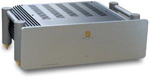 SinAudio, Moon W6, amplificateur, 650 W, 4 ohms, argent