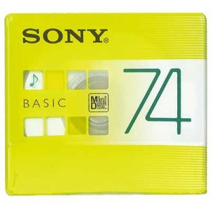 Sony Recordable MD Basic 741P