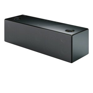 Sony SRS-X9–Barre de son (154W, 2.1, classique, personnalisé, niveau, Hip Hop, Jazz, Pop, Rock, 1,9cm, 5cm, 9,4cm) Noir