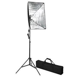 vidaXL Lampe de Photo Studio avec Diffuseur Softbox Photographie Lumière