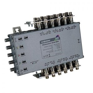 Vision 24 sortie ligne Power EV 5–524 Multiswitch (5–524 V) à 4 g LTE de Protection