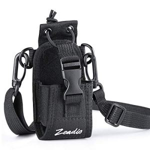 Zeadio® Pochette de transport multi-fonctions, Pour radio