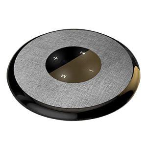 Camidy Audio Bluetooth Haut-Parleur sans Fil C7 Boîte de Son Stéréo Étanche Ipx6 Portable avec Prise en Charge du Bouton Tactile Entrée Auxiliaire