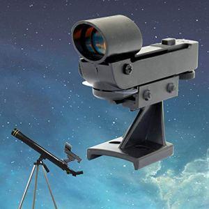 CLIUS Visualisateur de visée précis, Utilisation Professionnelle, visualisation des Points Rouges, Utilisation Professionnelle, léger, Astronomie, Fonctionnement à Hauteur réglable, Pratique
