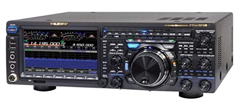 Émetteur-récepteur Yaesu FTDX-101D HF-50 MHz All Mode SDR 100 W