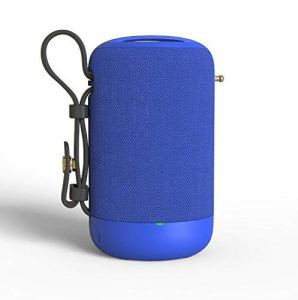 Enceinte Bluetooth Portable Extra Bass Waterproof,Portée Bluetooth de 10 Mètres6 Heures Durée de Lecture IPX5 Étanchepour iOS Android Tablette etc