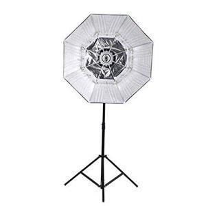 FalconEyes RX-782 RGBW Plat de beauté Pliable à LED pour Godox Bowens Mount Speedlite Photogrophy Accessoire Studio en Alliage d'aluminium 99 cm