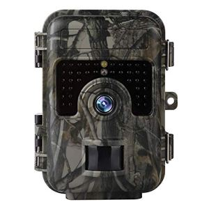 Famyfamy Caméra de Chasse HD 1080P 16 MP Vision Nocturne Infrarouge