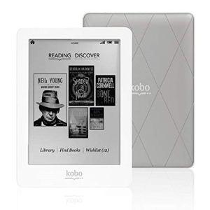 KOBO GLO Lecteur eBook Blanc/Argent