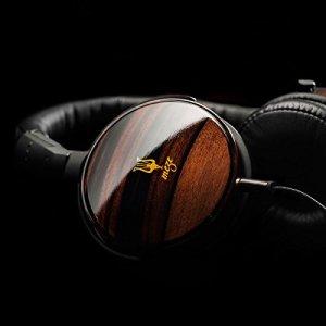 Meze Headphones 73 Classics Casque de qualité supérieure Finition bois brillant