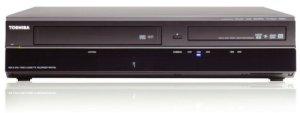 Toshiba RDXV50KF Enregistreur DVD / VHS 160 Go Tuner TNT DivX HDMI Noir