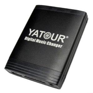 Yatour YT-M06-BM4 USB SD AUX Adaptateur musique autoradio voiture pour BMW 4:3 Radios sans Navi changeur cd, mp3-player