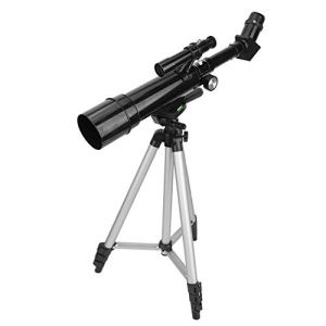 Zerone Kids Telescope, Astronomical Refractor Telescope Oculaires Réfractifs Trépied Kids Beginners