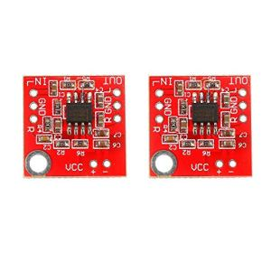 AN-JING Pièces De Rechange 2PCS TDA1308 Conseil Amplificateur Casque Amp Préampli Carte Module 3V-6V Accessoires