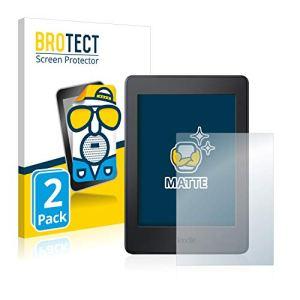 brotect Protection Ecran Anti-Reflet Compatible avec Amazon Kindle Paperwhite 2015 (7ème génération) (2 Pièces) – Film Protection Ecran Mat