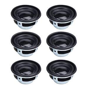 HSEAMALL 1.5″ 4 Ohm 3W Gamme complète Audio Haut-Parleur stéréo Woofer Haut-Parleur pour Arduino