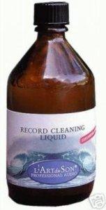 l'art du Son Liquide de Nettoyage Disques Vinyle Concentré
