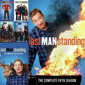 Last Man Standing: 1–6Complete Seasons DVD Box Set