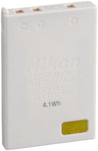 Nikon EN-EL5 Alimentation Compact numérique