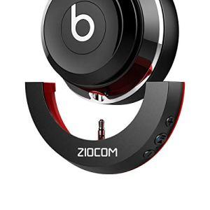 Adaptateur récepteur ZIOCOM Wireless Bluetooth 5.0 pour Casque Beats Solo 2 (Adaptateur Solo 2 Uniquement) (Beats Solo 2 Bluetooth Adapter-Black+Red)
