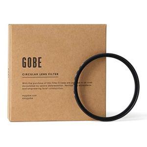 Gobe – Filtre UV pour Objectif 49 mm (1Peak)