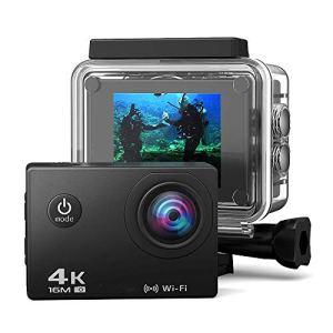 HYZY Caméra Sport 4K avec Connexion Wi-FI De Contrôle À Distance Équitation en Extérieur Sport Étanche Caméra DV Télécommande Enregistreur De Conduite De Surveillance À Distance