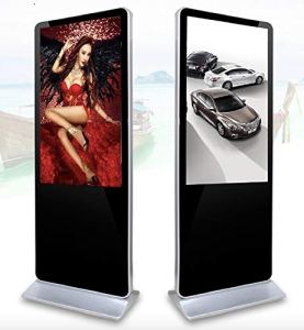 Led Visual Innovation Totem Digital Tactile HD – WiFi/Hdmi (55 Pouces)