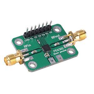 WANGJUN RF Atténuateur PE4302 Commande numérique parallèle Atténuateur Mode immédiat 1MHz-4GHz NC Atténuateur