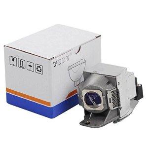 Wedn 1070ampoule lampe pour BenQ W1070W1080ST Ht1075Ht1085st ampoule lampe de remplacement pour vidéoprojecteur, avec boîtier