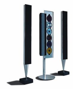 Bang & Olufsen Pack Plug'n'Play MK3 BeoSound 9000mk3 + BeoLab 8000mk2+Pied+Beo4