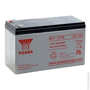 batterie 12 volts 7 ah fr