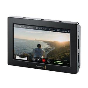Blackmagic Design W-VASS-02 Video Asist 4K Ecran PC Ecran LCD 7″ 16:10
